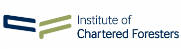 logo of the Institute of Chartered Foresters